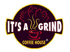 Construction of It's a Grind Coffee House franchises